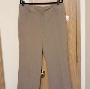 Tan/beige slacks